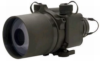 Weapon Sight enables night vision.