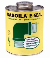 Thread Sealant suits ethanol-based gasoline applications.