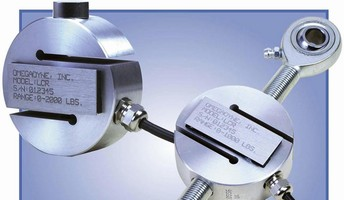 S-Beam Load Cells range from 25-10,000 lb.