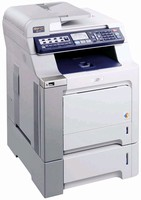 Multi-function Laser Printers offer full-color capabilities.