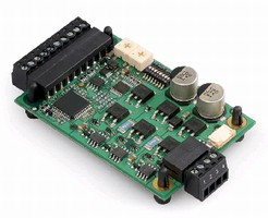 Speed Controller drives brushless dc motors.