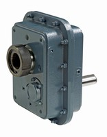Shaft-Mounted Drives feature simple drive removal.