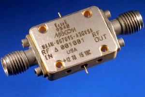 Low Noise Amplifier suits military applications.
