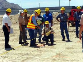 Nevada School of Construction hosted NCCCO workshop.