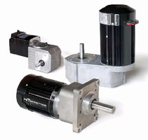 AC Gearmotors feature 5-stage insulation system.