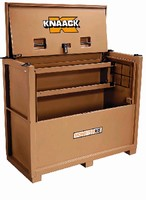 Piano Box, Chest, and Cabinet provide secure storage.