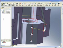 CAM Software integrates with CAD programs.