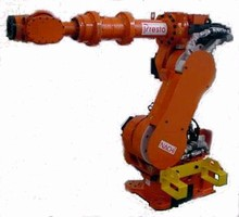 Multi-Purpose Robots have 60,000 hour MTBF.