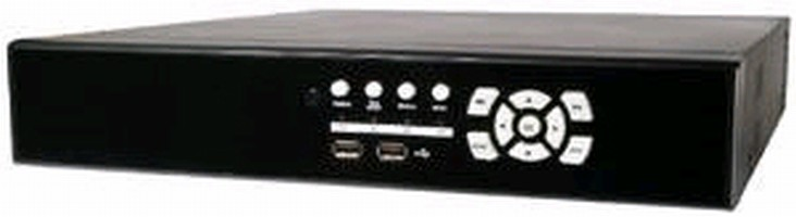 Digital Video Recorders come in 4, 8, and 16 channel models.