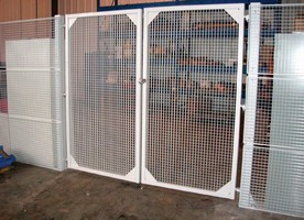 Carbon Fencing Product is built-to-order in various styles.