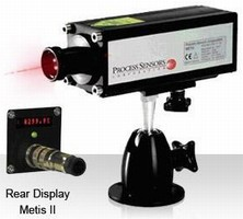 IR Pyrometers measure temperature of metals and composites.