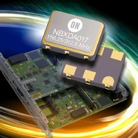 Crystal Oscillator Modules are offered in 9 versions.