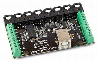 Sensor Interface Module includes noise filtering.