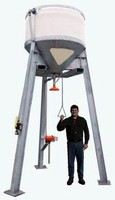 Portable Emergency Safety Shower comes in gravity fed model.