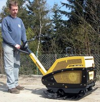 Reversible Plate Compactors are built for contractor use.