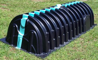 Stormwater Chambers are offered with internal manifold.
