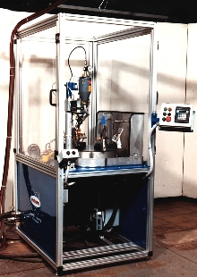 Brazing/Soldering Machine is designed for small assemblies.