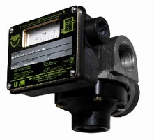 Flow Switches monitor water and lubrication.