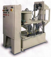 Centrifuge System comes in single- and dual-stage models.