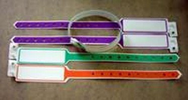 RFID Wristbands target healthcare applications.