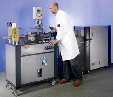 Sample Sizer enhances measuring extruder systems.