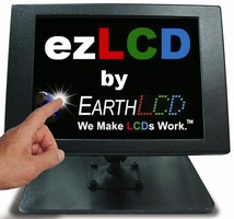 Color TFT LCDs offer various configuration/mounting options.
