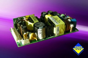 Switching Power Supplies offer 92% efficiency.