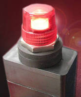 Pilot Light/LED Lamp is suited for critical environments.