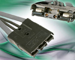 Touch-Safe Connector suits hazardous voltage applications.