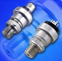 Sealed Pressure Sensors survive harsh environments.