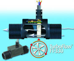 FDA-Compliant Flow Sensor delivers repeatable results.
