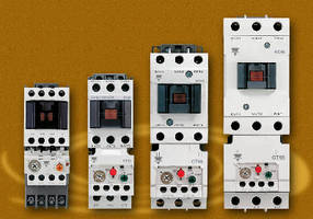 IEC Contactors and Overloads are CE and RoHS certified.