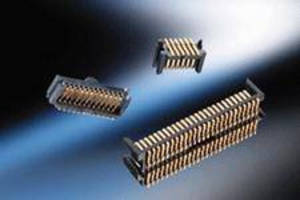 Subminiature Connectors come in antistatic versions.