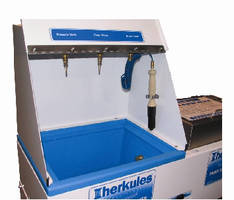 Paint Gun Washer Cleans Waterborne And Solvent Based Paint