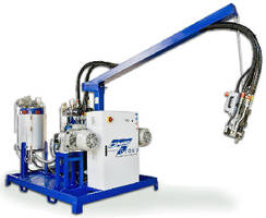 High-Pressure Metering Machine suits polyurethane manufacturers.