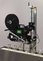Label Applicator comes with tamp module.