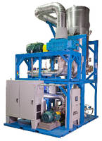 Evaporator streamlines industrial wastewater disposal.