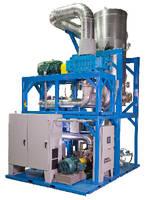 Evaporator streamlines industrial wastewater disposal.