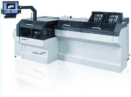 Folder Inserters help optimize mailroom productivity.