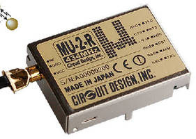 Low-Power Radio Modem suits long-range applications.