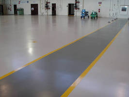 Hi-Tech Concrete Coatings, Inc. Applies Floor Coating to Maintenance Hangar for the Federal Aviation Administration