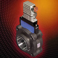 Hollow Shaft Encoder features large-bore construction.