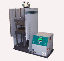 Hydraulic Laboratory Presses feature digital control system.