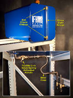 Fluid Storage and Dispensing Systems offer fire safety kit.