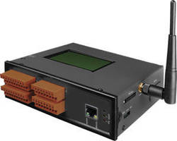 Automation Controllers  offer GPS and LCD display.