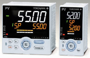 Temperature Controller integrates PLC ladder logic control.