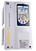 Variable Frequency Drive features modular design.