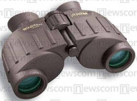 Binoculars maintain sharp focus on moving targets.