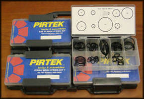 Custom O-Ring Kits suit hydraulic fittings and adapters.