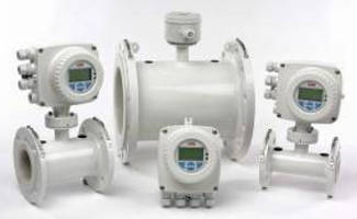 Electromagnetic Flowmeter suits water/wastewater markets.